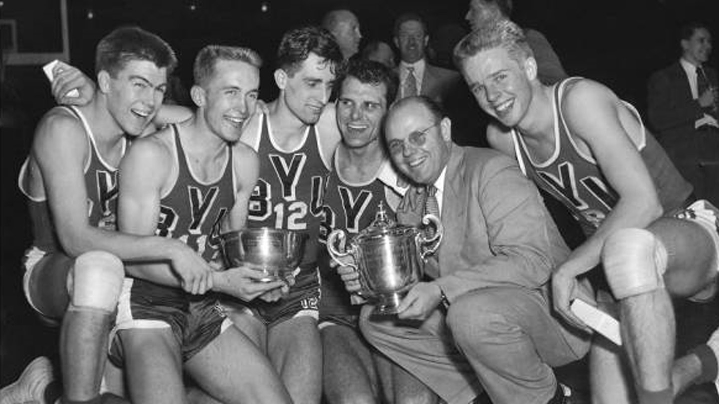 1951 BYU Basketball National Champions