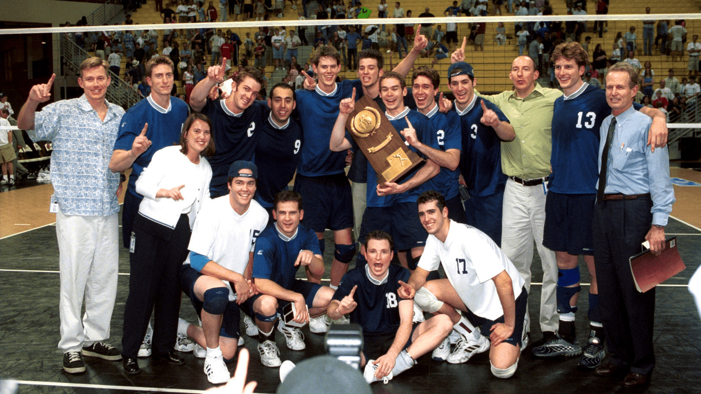 2004 BYU Men's NCAA Volleyball Champion