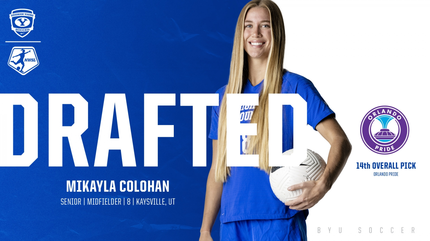 Colohan Selected in 2021 NWSL Draft