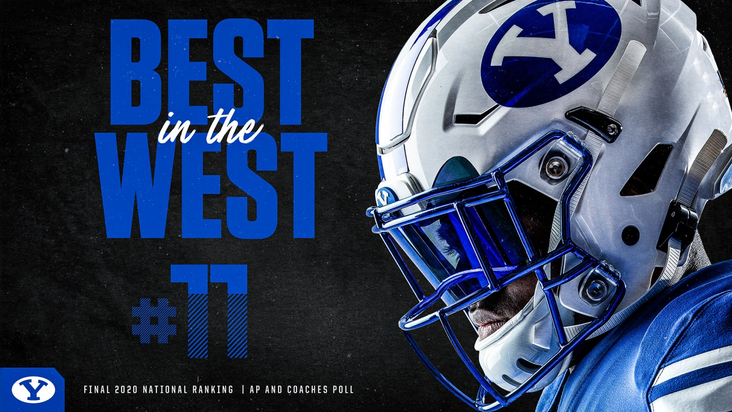 BYU ranked No. 11 Best in the West