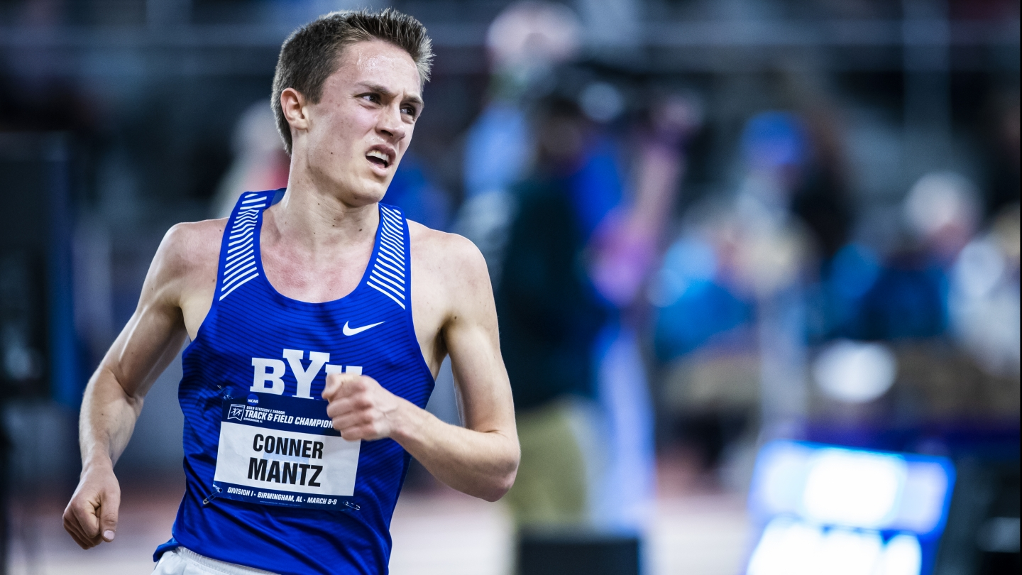 Conner Mantz - 2019 NCAA Indoor Championships
