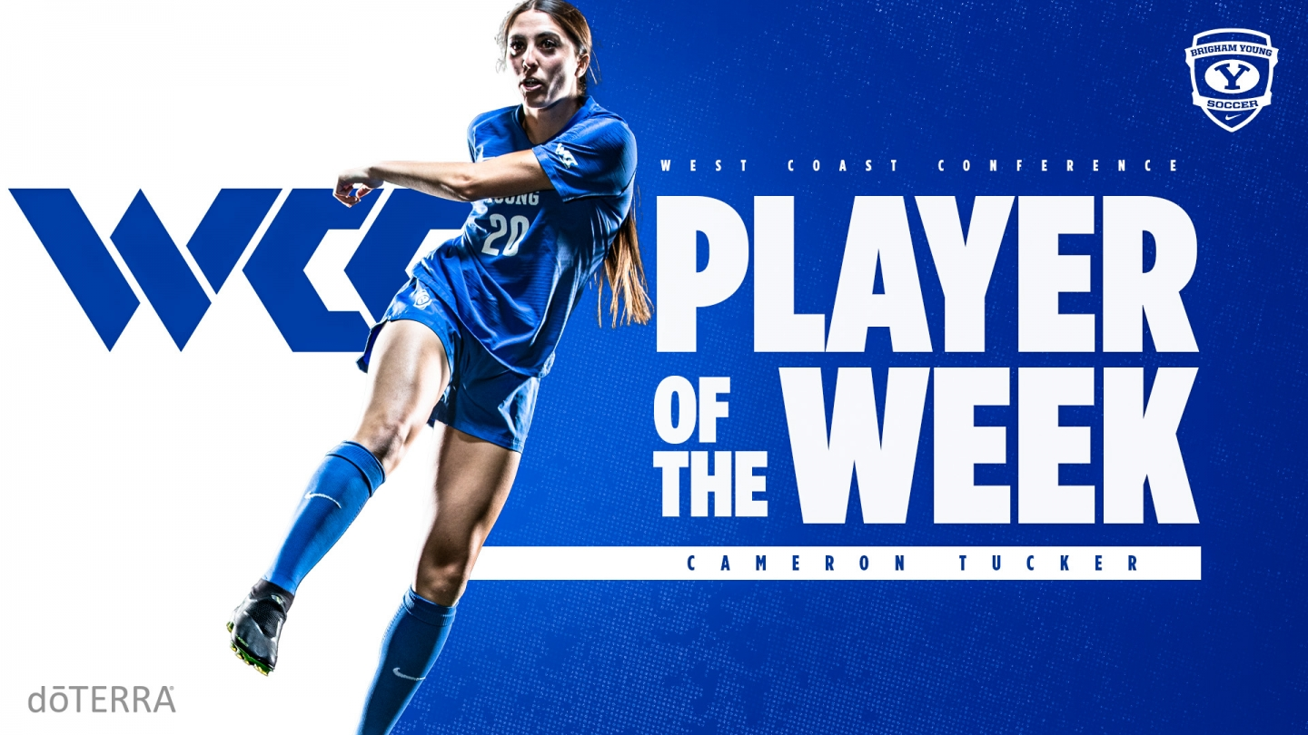 Tucker WCC Player of the Week