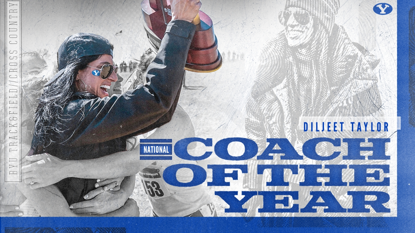 Diljeet Taylor - 2020 National Coach of the Year