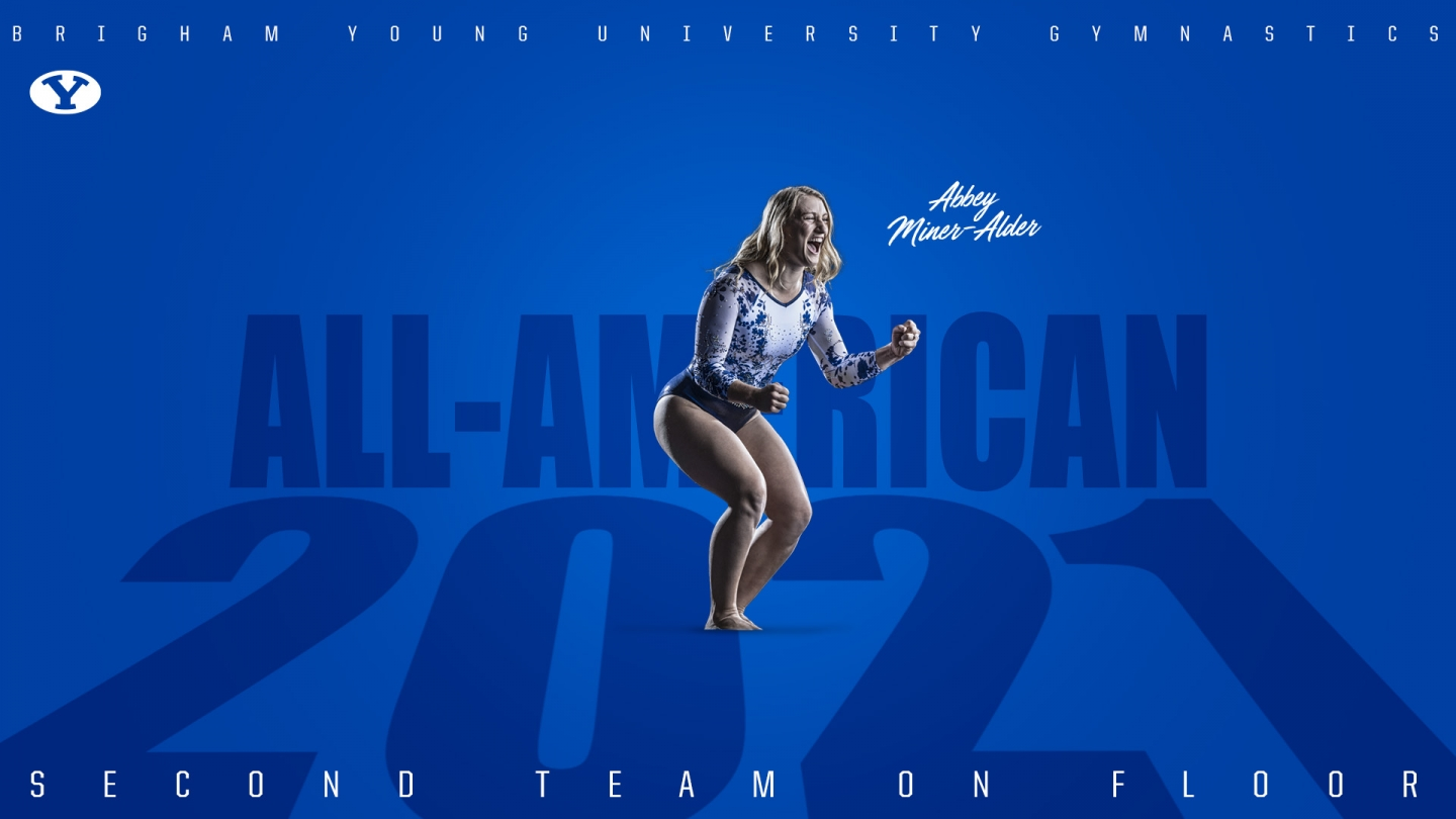 Abbey Alder receives All-America honors