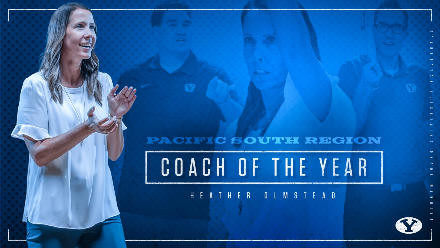 Heather Olmstead - Region Coach of the Year
