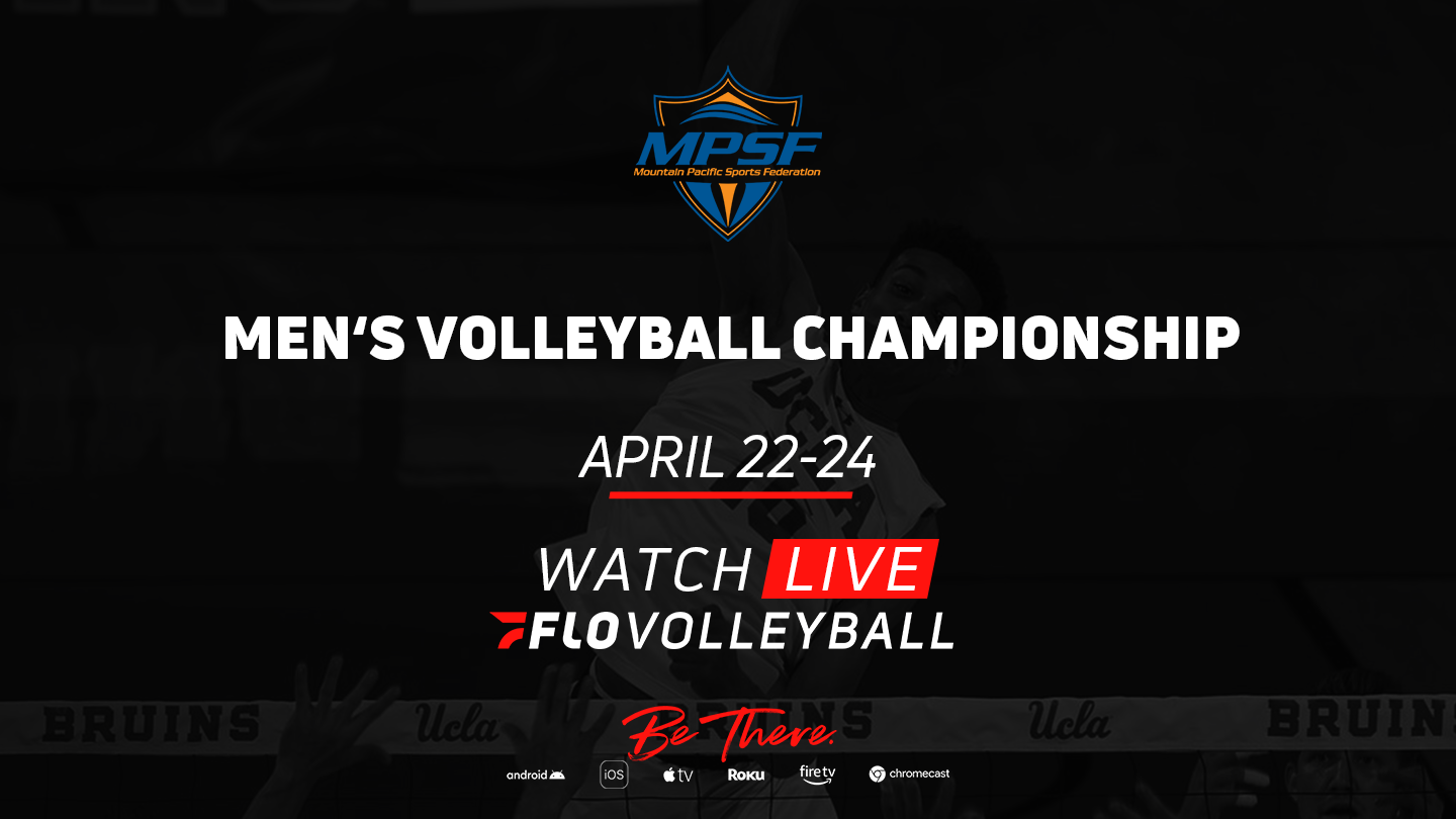 MPSF volleyball sponsor graphic