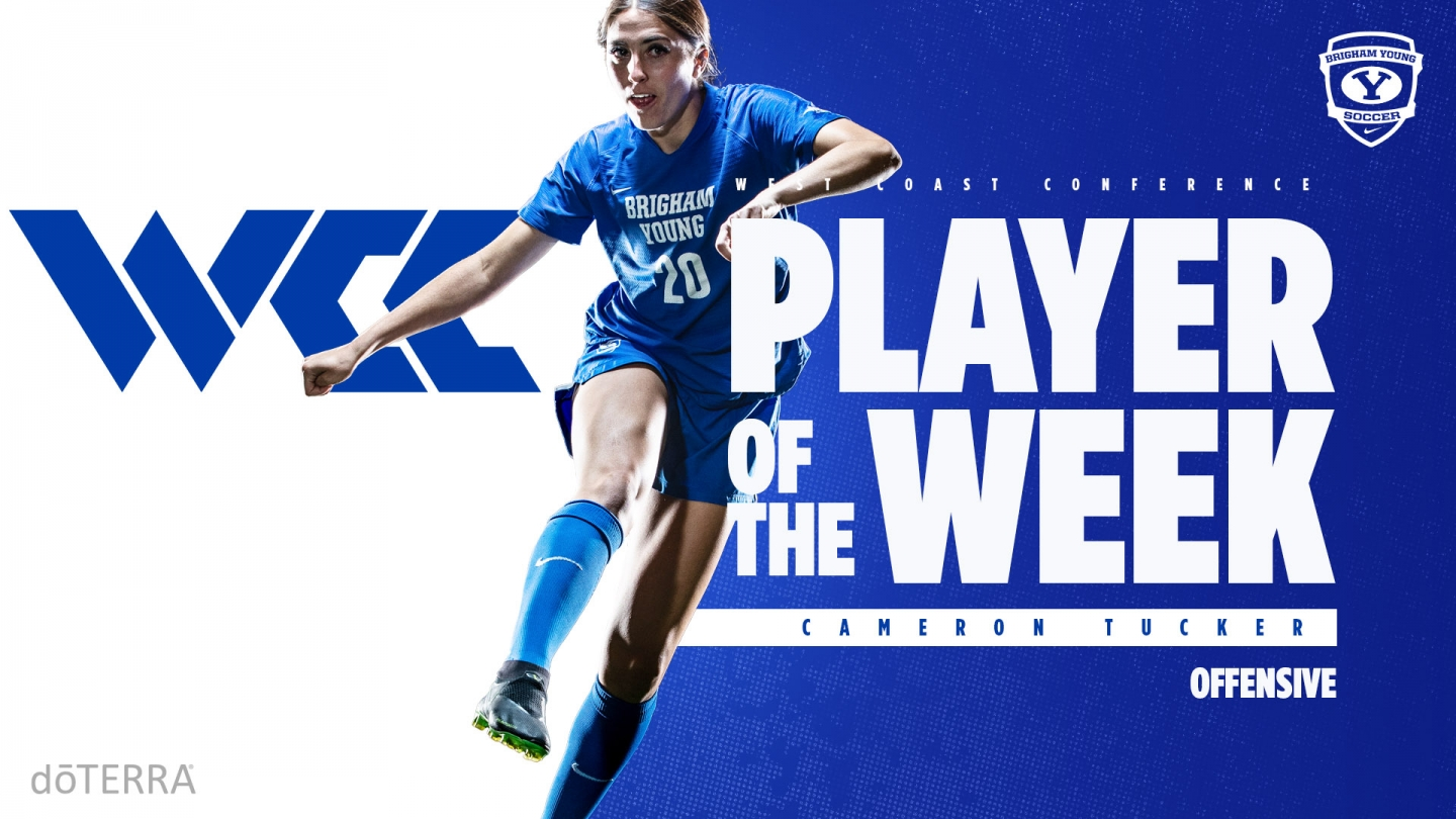 Cam WCC Player of the Week