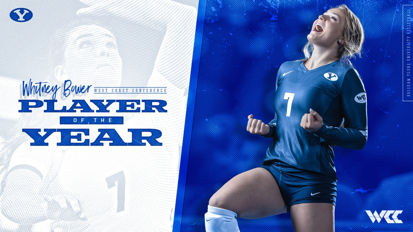 Whitney Bower - Player of the Year