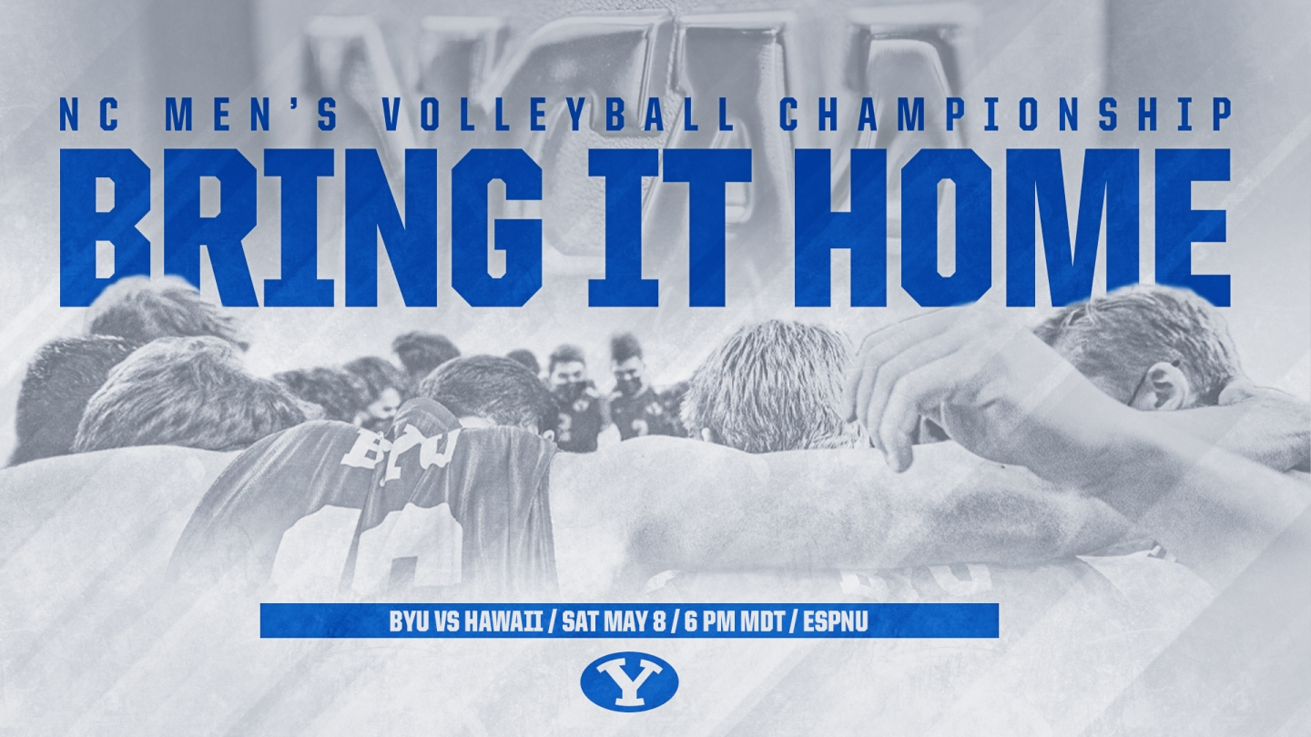 """""""bring it home"""" national championship graphic"""