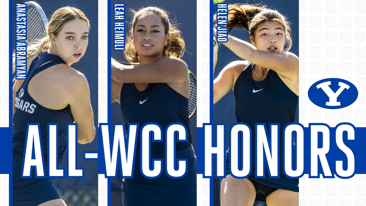 BYU wten WCC honors