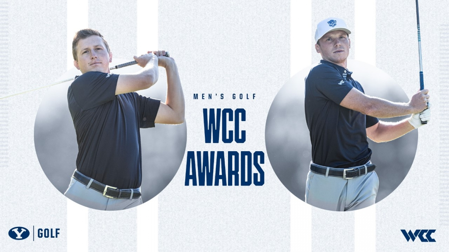 2020-21 Men's Golf Postseason Honors